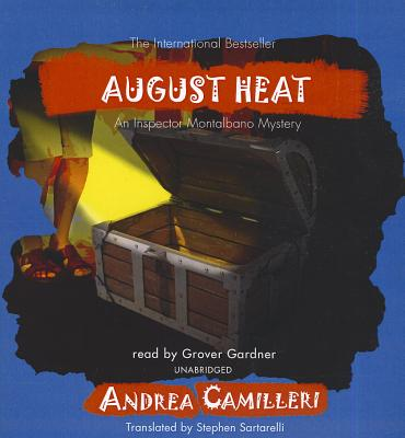 [CD] August Heat By Camilleri, Andrea/ Gardner, Grover (NRT)